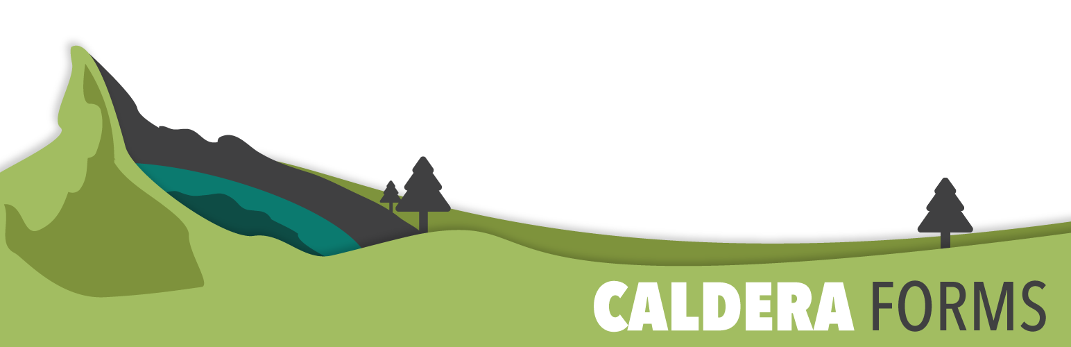 Caldera Forms Banner